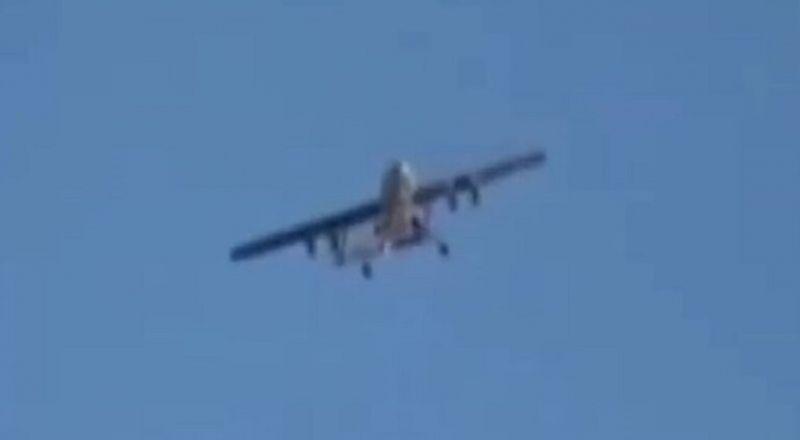 الجيش الإسرائيلي يعلن إسقاطه لطائرة مسيرة أطلقت من غزة