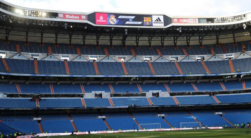 إسبانيا قد تعلن موعدا جديدا لمباراة الكلاسيكو بين برشلونة وريال مدريد
