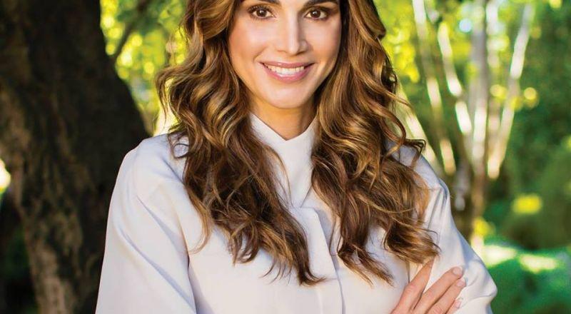 الملكة رانيا العبد الله تخرج عن صمتها وترد برسالة عتاب قوية على حملة تشويه
