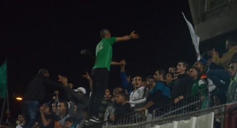 جمهور أخاء الناصرة يرفع الأذان والفريق يهزم اللد 3-0