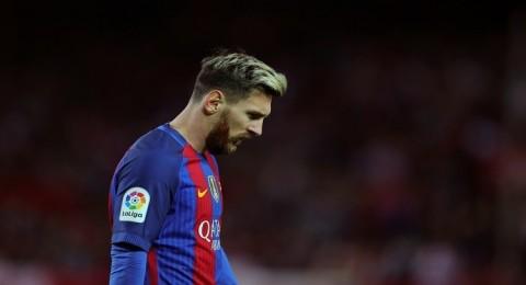 ميسي يقرر مغادرة برشلونة!