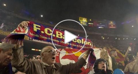 استقبال أشبه بنجوم الغناء للاعبي برشلونة في اليابان