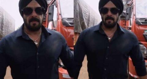 النجم الهندي سلمان خان يبدأ تصوير فيلم