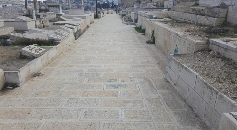 محكمة إسرائيلية تقرر وقف العمل مؤقتا بمقبرة باب الرحمة الاسلامية