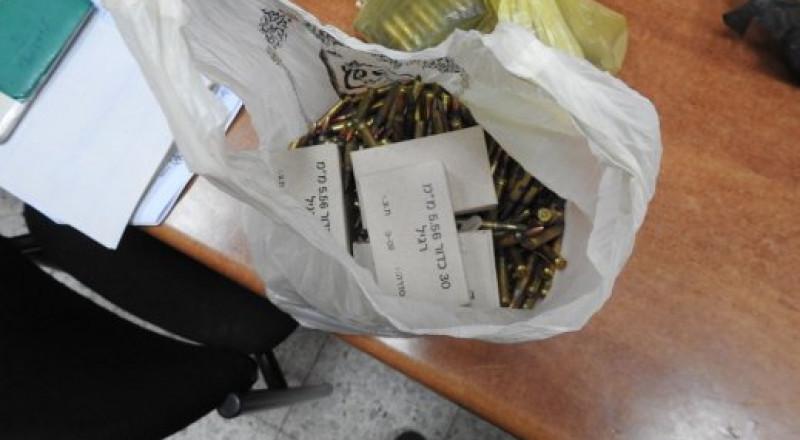 العثور على اسلحة غير مرخصة واعتقال شابين من مصمص والضفة الغربية