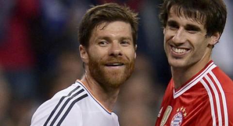 تسريب تفاصيل عقد انتقال تشابي الونسو من ريال مدريد لبايرن ميونيخ