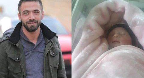 رزان ولدت بعد وفاة والدها ساهر حوشية قتلًا .. الجد الثاكل يتحدث