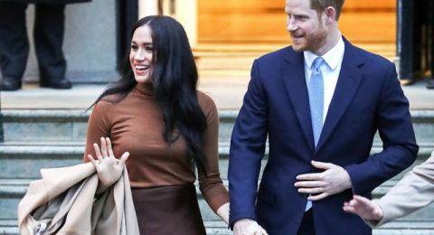 الأمير هاري والدوقة ميغان ينتظران مولودهما الثاني