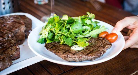 طبخ شريحة لحم بطابعة ثلاثية الأبعاد!