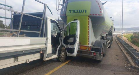 كابول: حادث يسفر عن عدة اصابات بين طفيفة ومتوسطة