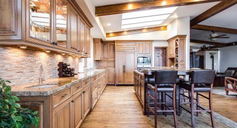 تصميم المطبخ الحديث