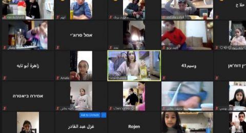 برامج إثرائية متنوّعة في المدرسة الجماهيريّة بئر الأمير - الناصرة تعزّز قيمة التعلّم عن بعد وتضاعف رغبة التلاميذ في المشاركة.