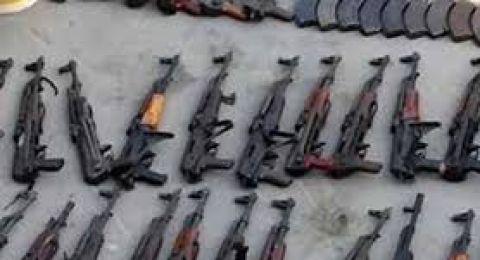 135 مليون شيكل .. خطة الجيش  لمحاربة ظاهرة سرقة الأسلحة من المواقع العسكرية