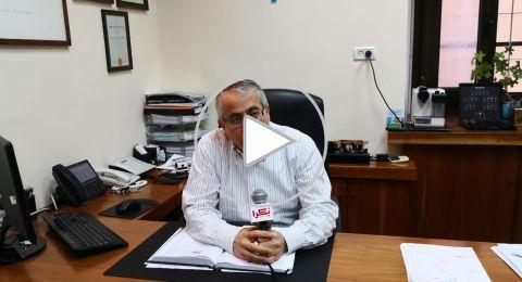 د. نائل الياس لبكرا: بالرغم من انخفاض عدد الإصابات في المجتمع العربي الا ان نسبة تلقي التطعيم منخفضة جدا