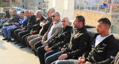 حلقات داعمة للموحدة في شعب بمشاركة مازن غنايم