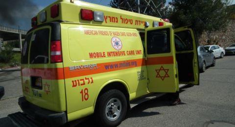 تل السبع: مصرع طفلة 4 سنوات بعد تعرضها للدهس