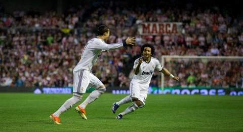ريال مدريد يواصل النتائج الممتازة ويسحق بلباو