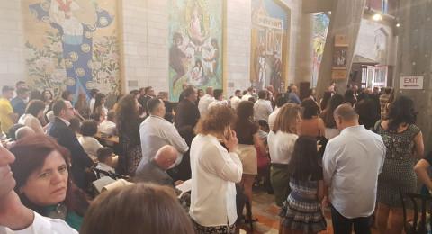 بأجواء بهيجة: الناصرة تحتفل بأحد الشعانين