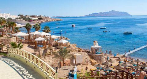 السياحة في شرم الشيخ خليج نعمة