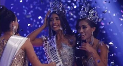 تجريد ملكة جمال من لقبها بعد اكتشاف حملها