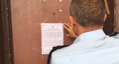 اغلاق بيوت للدعارة واعتقال مشتبهين عرب ويهود