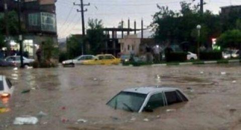ايران: ارتفاع عدد ضحايا السيول إلى 76 قتيلا