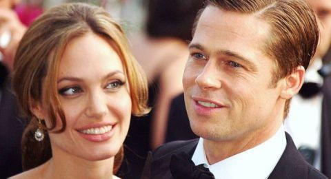 جديد قضية انجلينا جولي وبراد بيت.. هل سيتصالحان؟