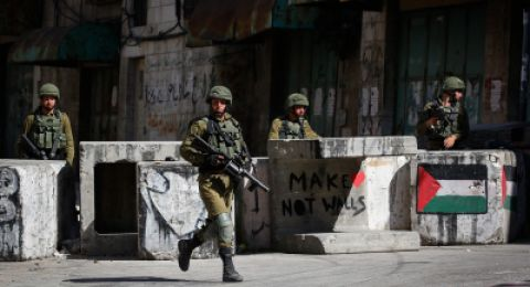 الجيش الإسرائيلي يغلق الضفة الغربية وغزة بذريعة عيد الفصح اليهودي