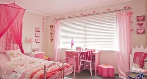 ألوان غرف نوم أطفال جديدة