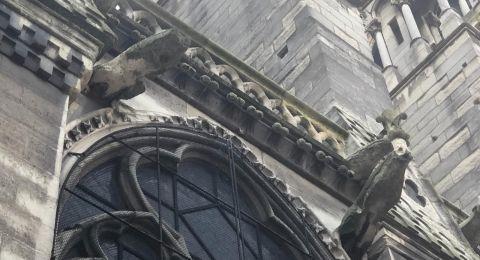 من البطل الذي أنقذ إكليل الشوك من حريق نوتردام؟