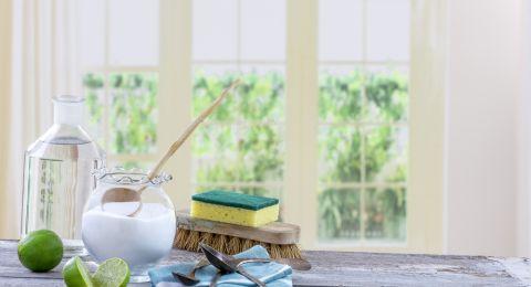 كيف تستخدمين البيكينغ صودا لتنظيف منزلك؟