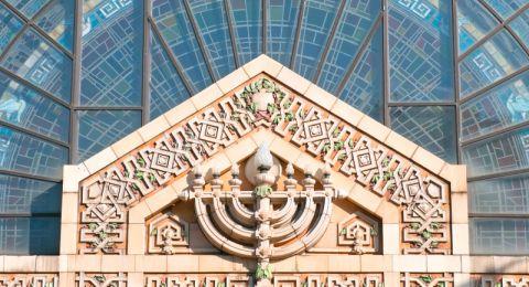 إضرام النار في أكبر معهد يهودي بموسكو