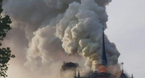 التبرعات السخية لترميم كاتدرائية نوتردام تثير جدلا في فرنسا