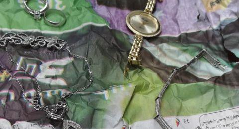 الشرطة تعيد مجوهرات زفاف بقيمة 30000 شيكل