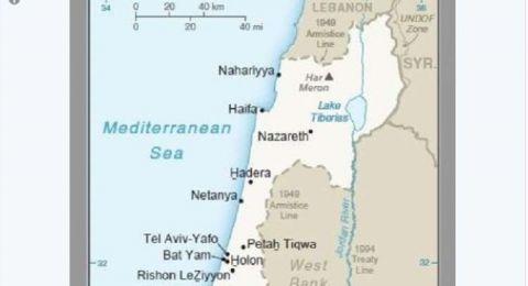 واشنطن تعتمد خريطة لإسرائيل تضم الجولان السوري المحتل