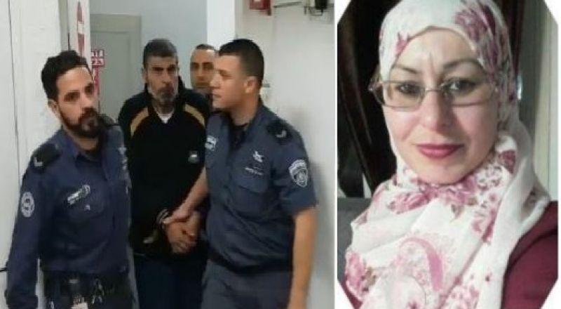 خنقها أمام طفلهما الرضيع .. لائحة اتهام ضد وليد وتد من باقة بقضية قتل زوجته سوزان
