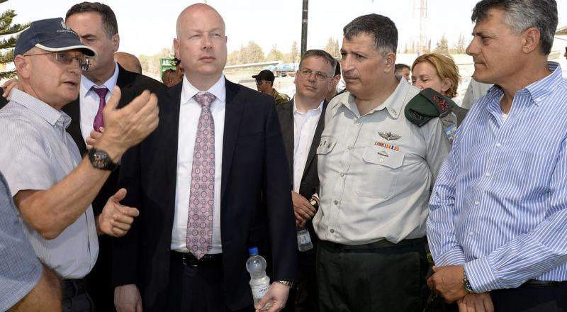 الخارجية الفلسطينية: غرينبلات يكشف حجم مؤامرة