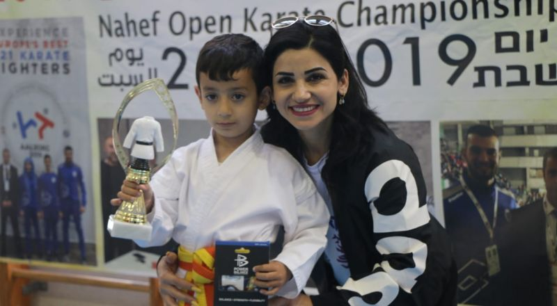 نحف تستضيف بطولة الكراتية القطرية لطلاب حتى جيل 12 عامًا