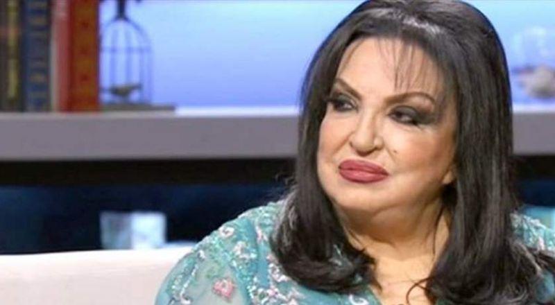 رداً على شائعة وفاتها..ماذا قالت سميرة توفيق؟