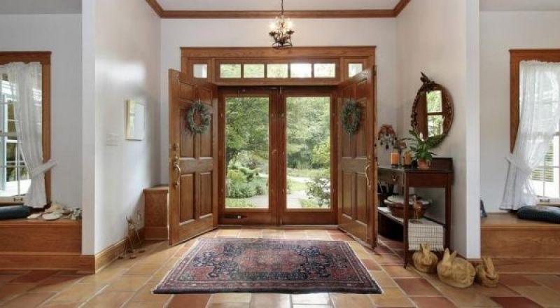 أفكار مدهشة لاستغلال ديكور مدخل المنزل