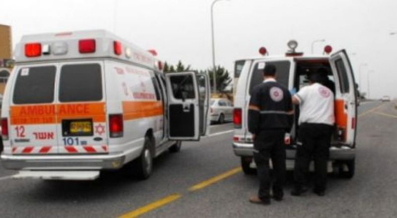 المغار: اصابة سائق تراكتورون بصورة خطرة جراء حادث