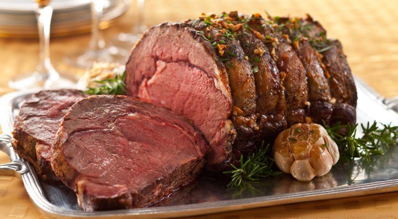 روستو اللحم المحمر
