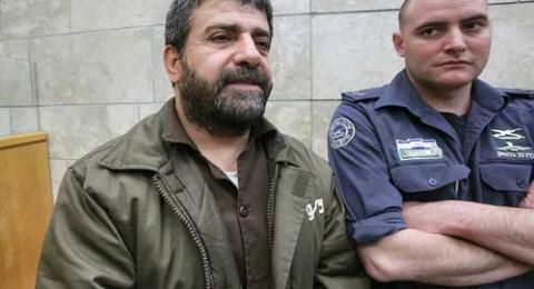 الحكم على الأسير صدقي المقت بالسجن الفعلي لمدة 14 عامًا