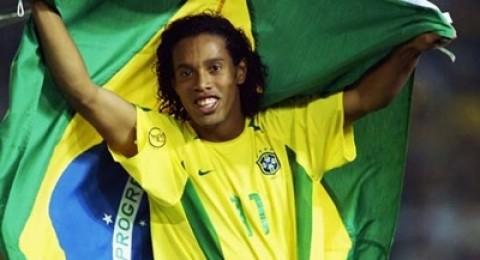 رونالدينيو لا يتابع منتخب البرازيل في