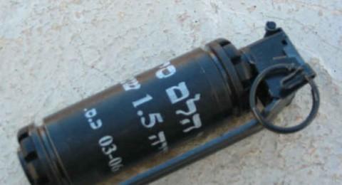مجد الكروم: القاء قنبلة صوتية دون اعتقالات