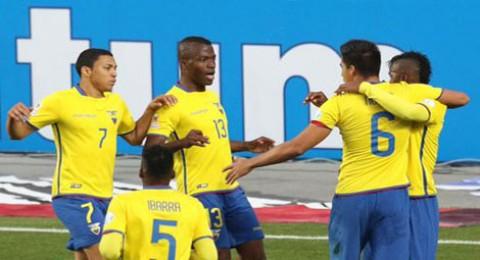 كوبا امريكا : الإكوادور تطيح بالمكسيك خارج بطولة كوبا أمريكا