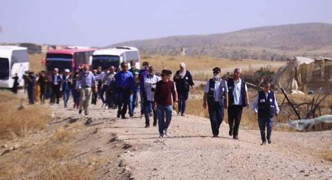 نقابه الصحفيين تنظم جولة لاكثر من ١٢٠ صحفيا في الاغوار المهددة بالضم من قبل الاحتلال