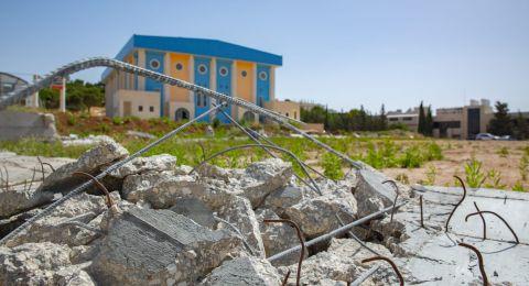 جامعة القدس تستنكر قيام القوات الاسرائيلية بهدم وتجريف الملعب الدولي لكرة القدم التابع لها