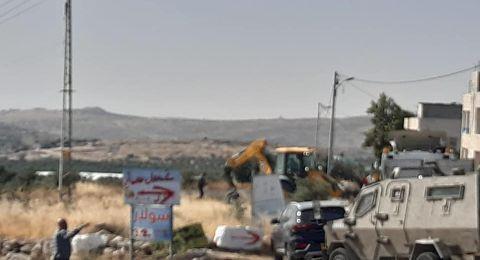 الاحتلال ينشر قواته في الأغوار استعدادا لتنفيذ عملية الضم