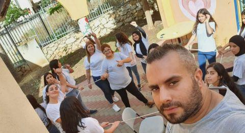 مئات الشباب والشابات ينضمون لحركة شبيبة عتيدنا في شمال ومركز البلاد